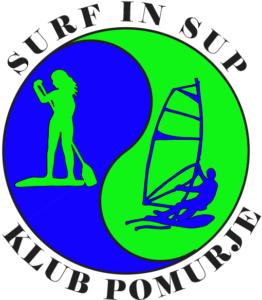 Surf Sup Klub Pomurje Logo