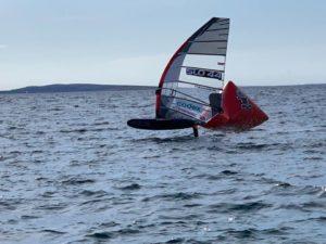 windsurfing Bine Banfi